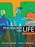 Psychology and Life (MyPsychLab Series) by Richard J. Gerrig (2007-01-12)