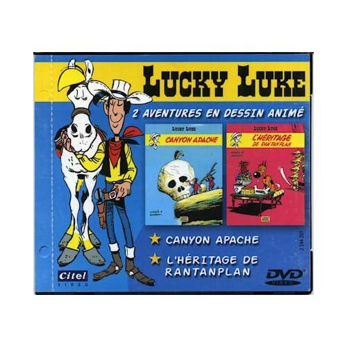 Lucky Luke - Canyon Apache / L'Héritage de Rantanplan (DVD)