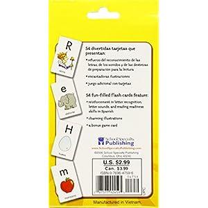El Alfabeto / Alphabet (Brighter Child Flash Cards)