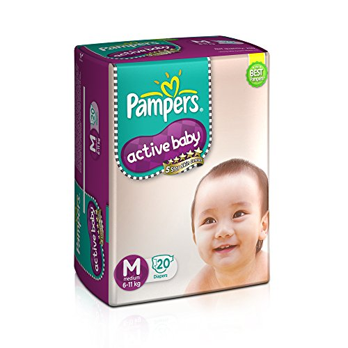 - 51bxRFZr2rL - Pampers Active Baby Diapers home - 51bxRFZr2rL - Home