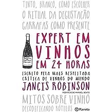 Expert em Vinhos em 24 Horas (Em Portuguese do Brasil)