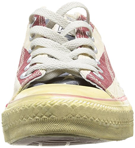 Converse Ct As Rummage Ox, Sneakers Homme Multicolore (Stars Bars)
