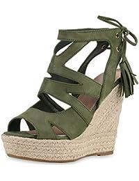 28f5fc01d85df3 Suchergebnis auf Amazon.de für  keilabsatz schuhe - Grün   Schuhe ...
