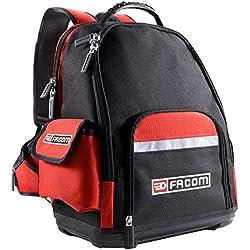 Facom BS.L30PG Sac à dos avec organiseur - Capacité 30L - Charge de 12kg