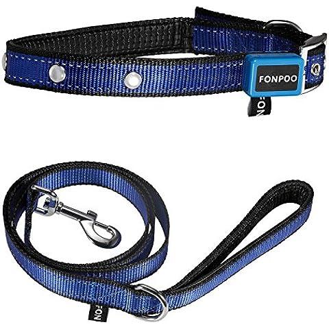 FONPOO FP8006 Homochromous sicurezza gioiello con collare