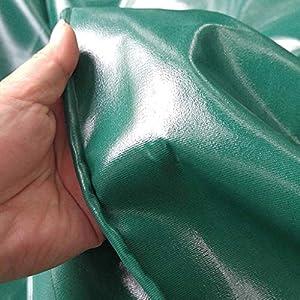 Espesar al aire libre Cubiertas de la lona de la lona de la prenda impermeable del PVC del toldo para acampar, pesca, cultivando un huerto grueso 450g / m2 0.4mm, Multi-size opcional impermeable