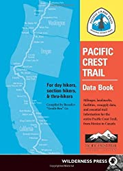 Pacific Crest Trail Data Book: Mileages, Landmarks, Facilities, Resupply Data, and Essential Trail Information for the Entire Pacific Crest Trail, from Mexico to Canada by Benedict Go (2005-01-15)