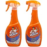 Mr Muscle Bathroom Care Removes Soap Scum 500ml Pack Of 2
