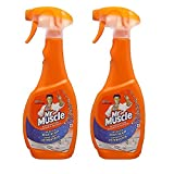 #7: Mr Muscle Bathroom Care Removes Soap Scum 500ml Pack Of 2