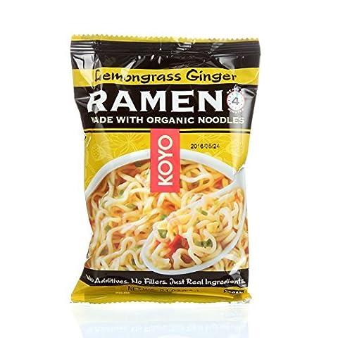 Koyo Dry Ramen - Lemongrass Ginger -