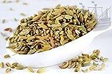 Fenchel Gewürz, ganz, 100g, TOP-gereinigt, 1.Sorte, als Tee, zum Brotbacken, Kochen oder Würzen - Bremer Gewürzhandel