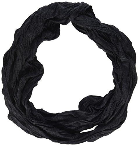 MASTERDIS Wrinkle Loop Bufanda Bufanda, H. Charcoal, One Size 72728df28dc