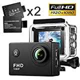 Waterproof Camera 1080P Full HD Sport Action Camera - Best Reviews Guide