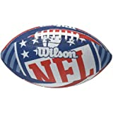 Wilson NFL Team Logo Pee Wee Amercian Football