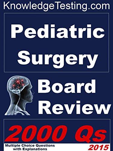 Pediatric Surgery Ebook