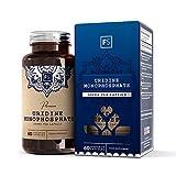 FS Uridina monofosfato [300 mg], 60 capsule naturali vegane | Massima potenza | MIGLIORA MEMORIA ED APPRENDIMENTO - Senza OGM, senza glutine, senza lattosio (1 flacone (60 capsule))