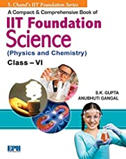 A Compact And Com. Book Of IIT Foudation Science Phy.&Che.) VI