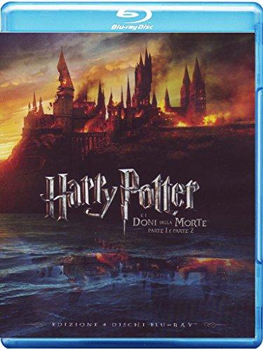 Harry Potter und die Heiligtümer des Todes, Teil 1 und 2 [Blu-ray]  [IT Import] - 2 Todes Des Heiligtümer Teil