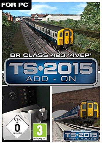 Train Simulator 2015 BR Class 423 '4VEP'