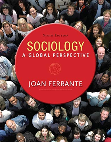 Sociology: A Global Perspective -