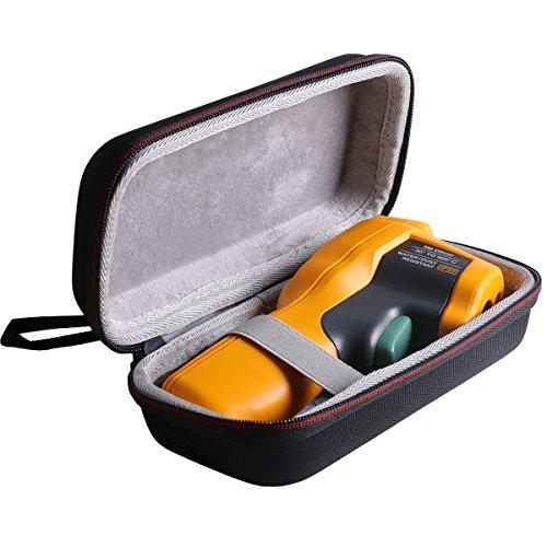 Preisvergleich Produktbild LTGEM EVA Hard Case Reise Tragetasche für Fluke 62Max Infrarot Laser Thermometer.