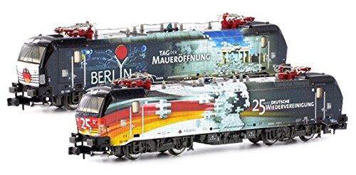 """Preisvergleich Produktbild Hobbytrain H2976 Elektrolokomotive Baureihe 193 (Vectron) """"25 Jahre Mauerfall"""