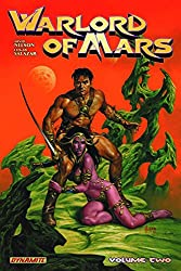 Warlord of Mars Volume 2