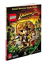 Lego Indiana Jones : The Original Adventures Official Game Guide (Prima Official Game Guides)