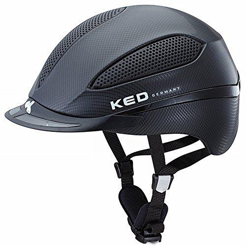 KED Reithelm Paso M Black 52-58 cm - 16555002M