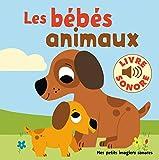 Les bébés animaux: 6 images à regarder, 6 sons à écouter