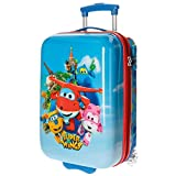 Super Wings Wings Bagage enfant, 55 cm, 26 liters, Bleu (Azul)