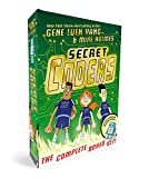 Secret Coders The Complete Boxed Set: Secret Coders / Paths & Portals / Secrets & Sequences / Robots & Repeats / Potions & Parameters / Monsters & Modules