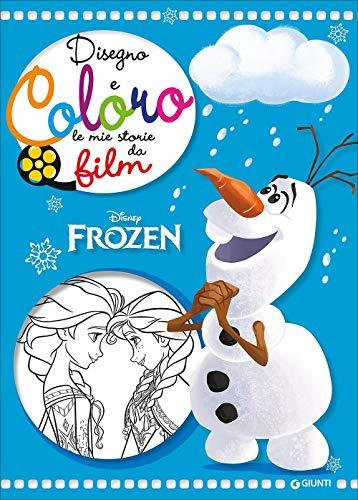 Frozen. disegno e coloro le mie storie da film