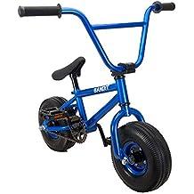 RayGar Bandit Blue Mini BMX Bike - New