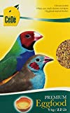CéDé Pâtée aux Oeufs pour Oiseau Exotique 1 kg