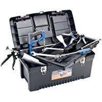 alyco 192765 – Pack 4 plastic tool boxes 580 x 280 x 295 mm preiswert