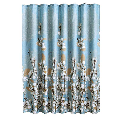 Sporting 3d Lotus Painting 78 Shower Curtain Waterproof Fiber Bathroom Windows Toilet Attractive Fashion Window Treatments & Hardware Home & Garden