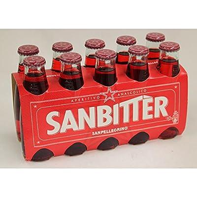 Sanbitter San Pellegrino 10x 98 ml