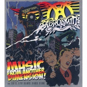 MUSIC FROM ANOTHER DIMENSION -DELUX EDITION- +bonus(2CD+DVD)(ltd.) by Aerosmith
