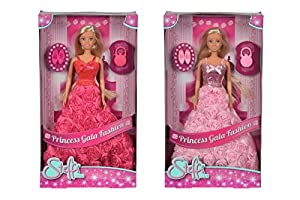 steffi love Simba 105739003 muñeca - muñecas (Chica, Multi, Vestido para muñecas, Femenino, Ampolla)