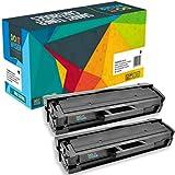 2 Do it Wiser MLT D111S Kompatible Toner für Samsung Xpress M2070 M2020W M2022W M2026W M2070FW M2078W M2020 M2022 M2026 - Premium
