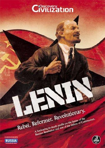 lenin-rebel-reformer-revolutionary-discovery-channel-3-disc-dvd-import-anglais
