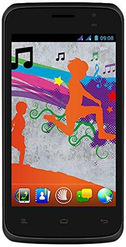 NGM Forward Run Smartphone, 4 GB, Dual SIM, Nero