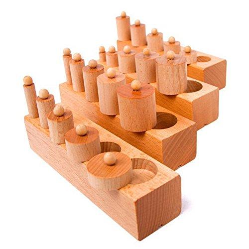 ische Sortierung Board Baby Kleinkind Baustein Set frühe pädagogische Holzblöcke Holz Form Sortierer - Mxssi (Sortierung Board)