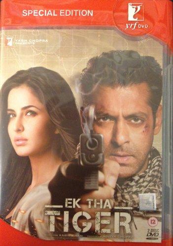 Ek Tha Tiger - DVD - Toutes les Régions - Salman Khan - Katrina Kaif - Bollywood - Sous-titres en Français / Anglais / Arabe / Néerlandais