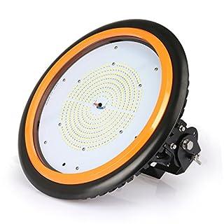 Anten LED Hallenstrahler 150W Fluter Fabrik Hallenleuchte für Industriebeleuchtung, 22000LM, 120°Abstrahlwinkel, Kaltweiß Tageslichtweiß Hallenlicht 6000-6500K,TÜV-Zertifikat, 5 Jahre Garantie