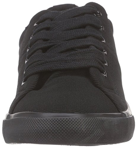 Rocket Dog Campo Damen Sneakers Schwarz (BLACK AA0)