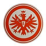 Eintracht Frankfurt Aufkleber, Sticker, Autoaufkleber Logo rot - plus gratis Aufkleber forever Frankfurt