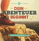 Dein Abenteuer beginnt - Für Jungs: Das Buch zur Konfirmation