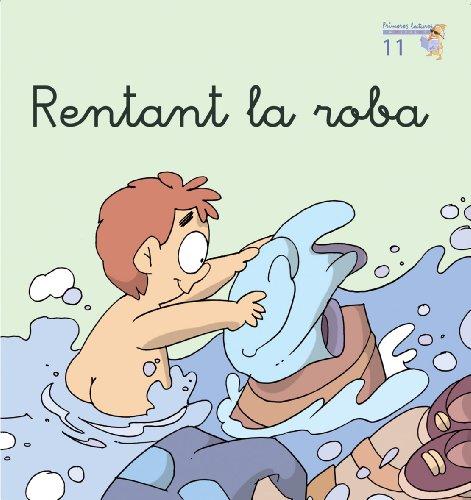 Rentant la roba (Primeres Lectures de Micalet (versió Majuscula)) - 9788476608913 por Teresa Soler Cobo